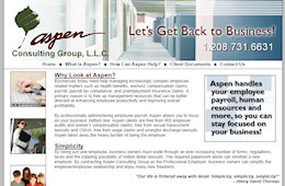 Aspen Consulting Group, L.L.C. of Twin Falls, Idaho