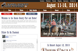 Cassia County Fair and Rodeo