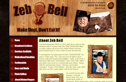 Zeb Bell and Chute 2 Productions